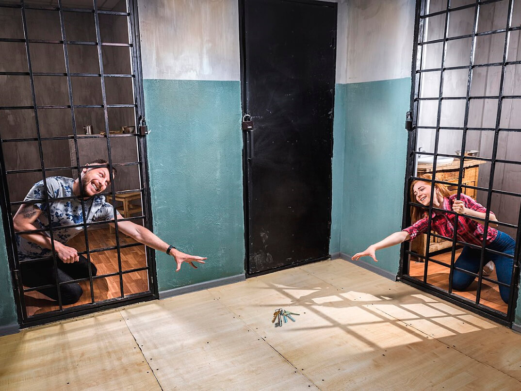 Квест побег из тюрьмы