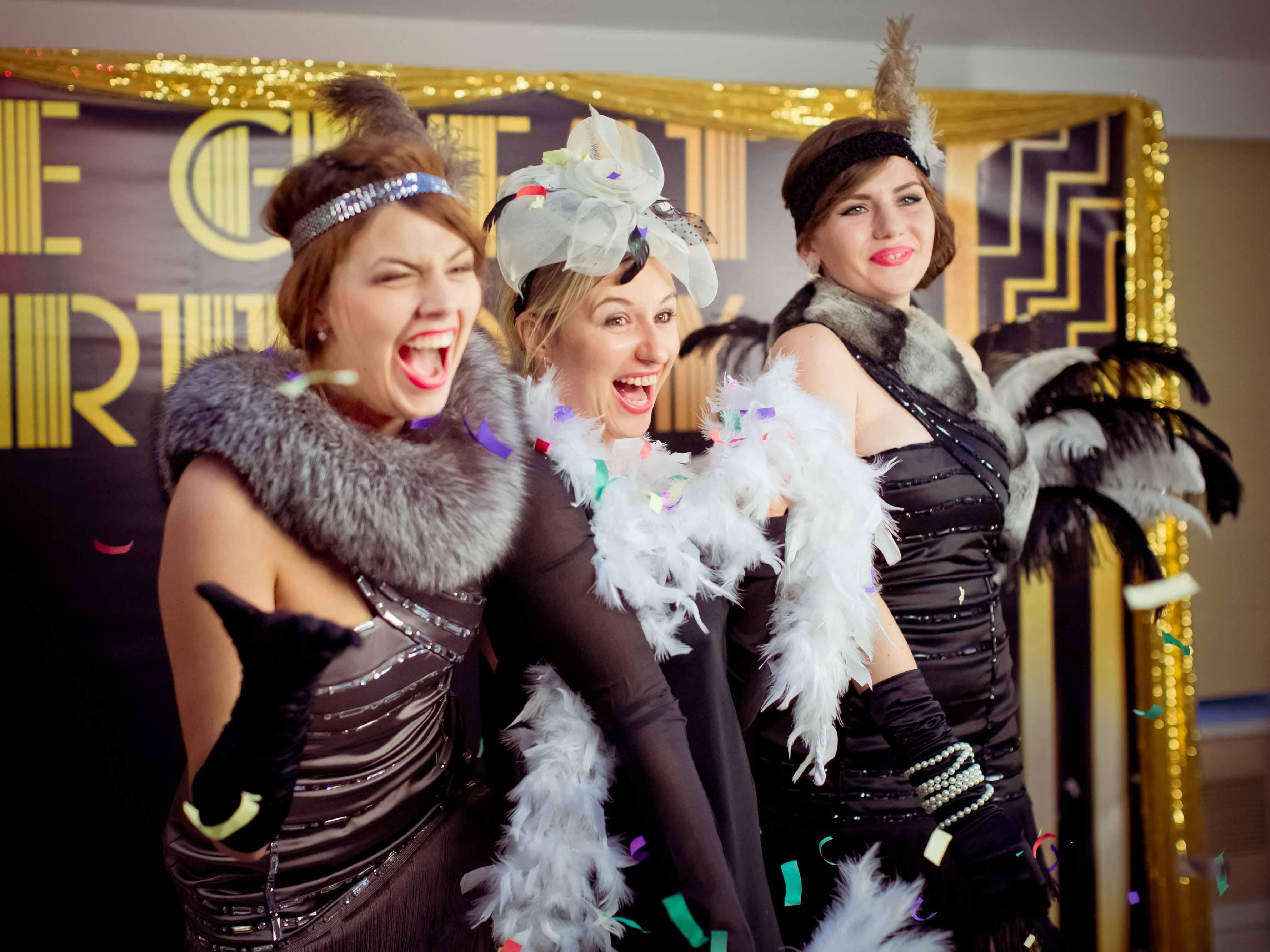 вечеринка в стиле гэтсби фото что одеть отдыхающих предусмотрено несколько